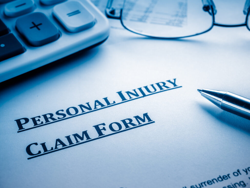 are personal injury settlements taxable